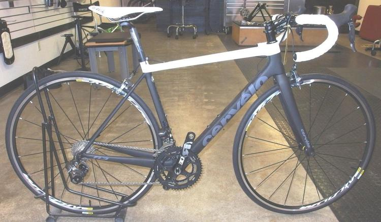 17c761e0e13 Cervelo R3 Ultegra Di2 6870 51 cm Black/White New Old Stock Road Bike.  Related Items
