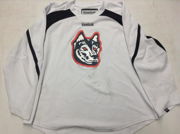 d7145a719 Reebok NE HUSKIES 20P00 Edge Practice Jersey WHITE Various sizes and   s