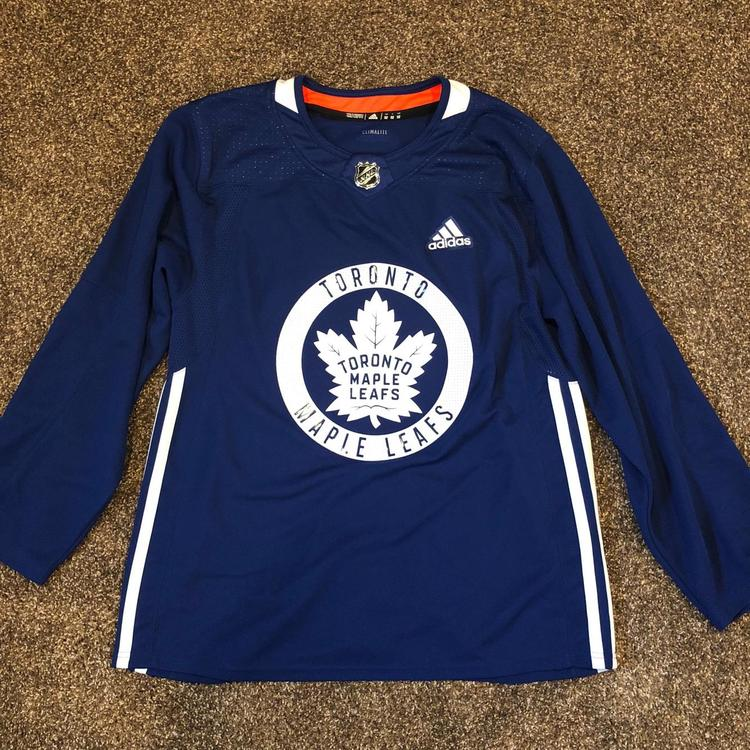 sports shoes 6a58d a11f4 Toronto Maple Leafs Large (52) Adidas Practice Jersey