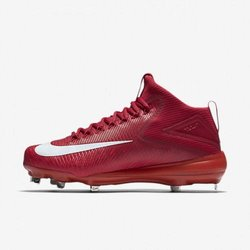 innovative design d8c0b 30c10 Nike Force Zoom Trout 3 Metal Baseball Cleat 856503 667 Red White Mid.  Related Items