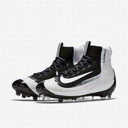 finest selection c8090 fea05  31. 34 · Nike Air Huarache 2KFilth Elite Mid Black White 749359 010 Metal  Baseball