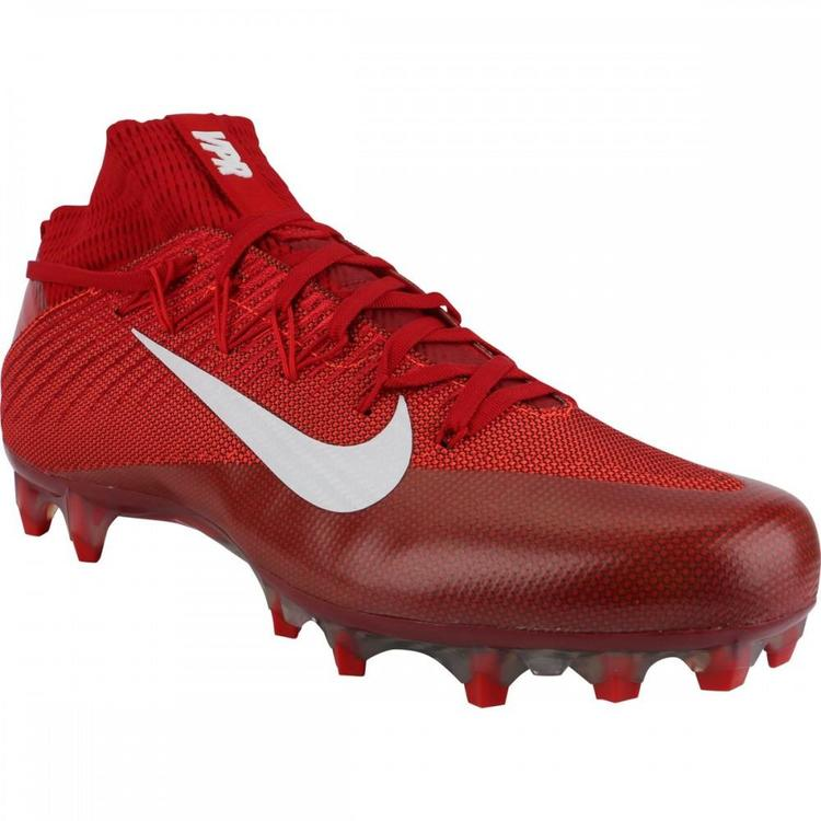 13324eaf101 Nike Vapor Untouchable 2 Football Cleat sz 16 Red White 824470 616 Carbon  Fly