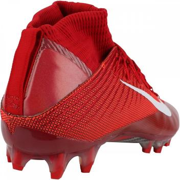 d2649c22fa8 Nike Vapor Untouchable 2 Cleat sz 16 Red White 824470 616 Carbon Fly ...