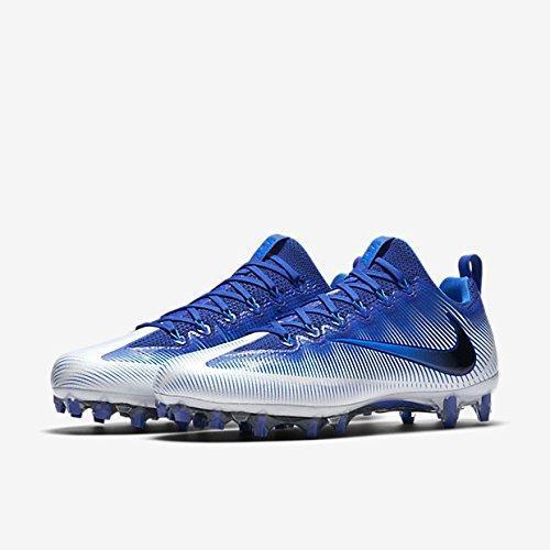 2329a0e1d Nike Vapor Untouchable Pro Football 833385 400 Blue Carbon Fly Speed