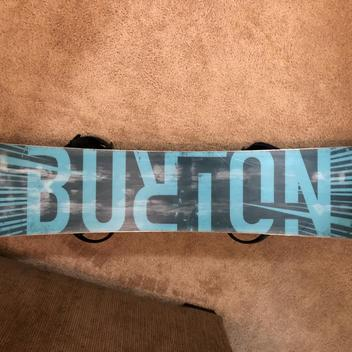 11c5a5cad5d 2018 Burton Ripcord w  Burton Cartel EST Bindings