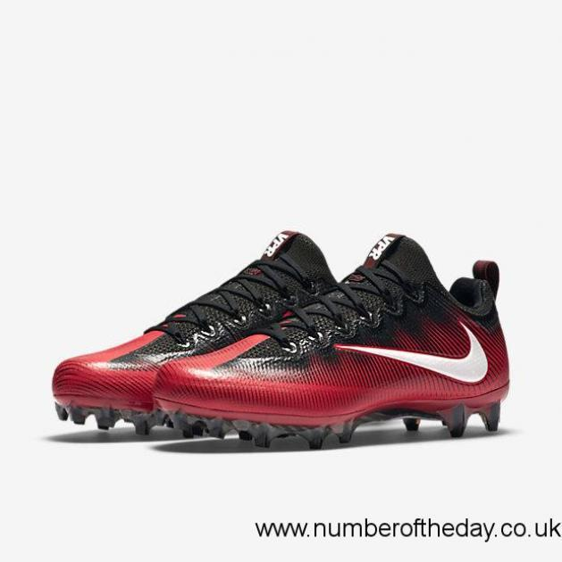 bd38570863d Nike Vapor Untouchable Pro PF 13 NFL Falcons 49ers Red Black 839924 602  SAMPLE. Related Items