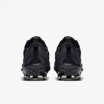 ee4cce8d9 Nike HyperDiamond 2 Elite sz 5.5 Black White 856433 011 Speckle Metal  Softball. Related Items