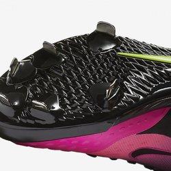 af9edc7d9 Nike Lunar HyperDiamond 2 Elite sz 12 Softball Cleats Pink Black 856433 060