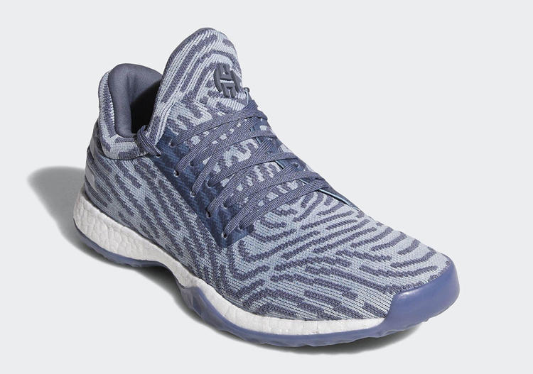 9fa6203c9 Adidas Harden Vol 1 LS PK AC8408 Lifestyle PrimeKnit Raw Steel Boost James