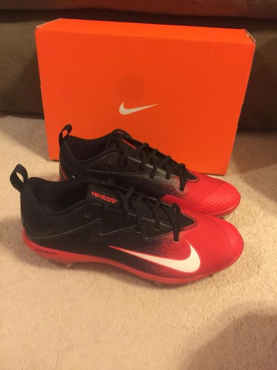 sale retailer 7cf46 53c89 Nike Vapor Ultrafly Pro Metal Red Black 852696 016 Zoom Huarache Lunar.  Related Items