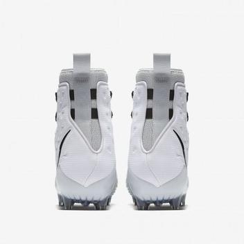 timeless design bebaf 5c1e0 Nike Force Savage Elite TD sz 10 White Black Grey 857063 100 Lineman  Football. Related Items