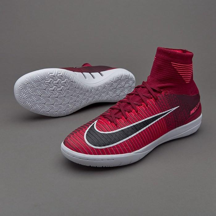 59b119ba8 Nike MercurialX Proximo II IC sz 10 Indoor Court 831976 606 Red DF Dynamic  Fit
