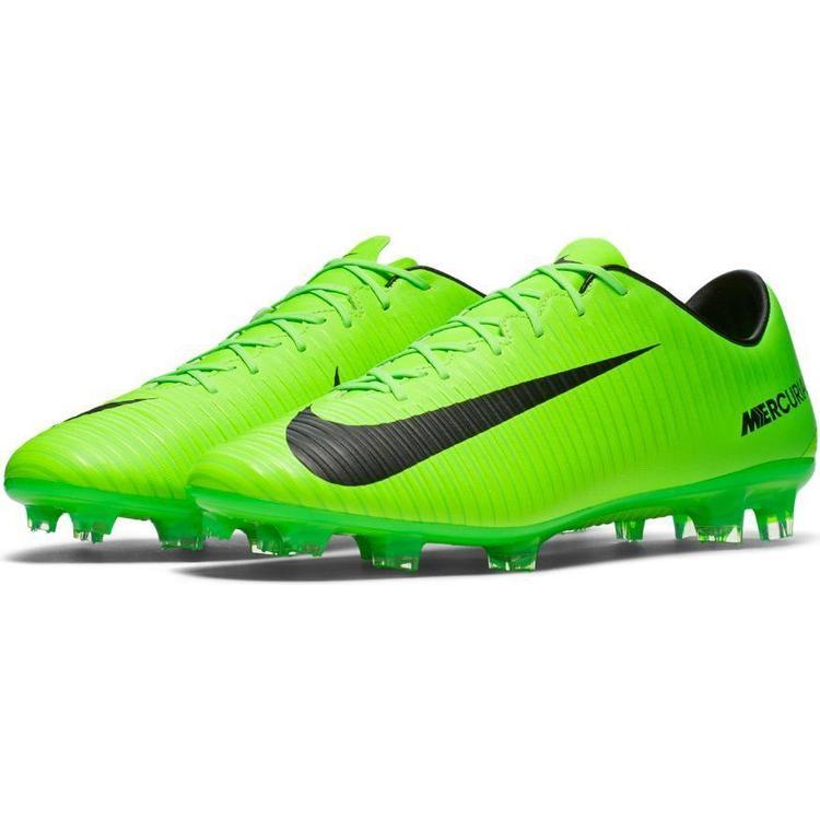 detailed look 14a2b 0baa8 Nike Mercurial Veloce III 3 FG sz 12 Electric Green 847756 303 SuperFly  Magista  Soccer Cleats  SidelineSwap
