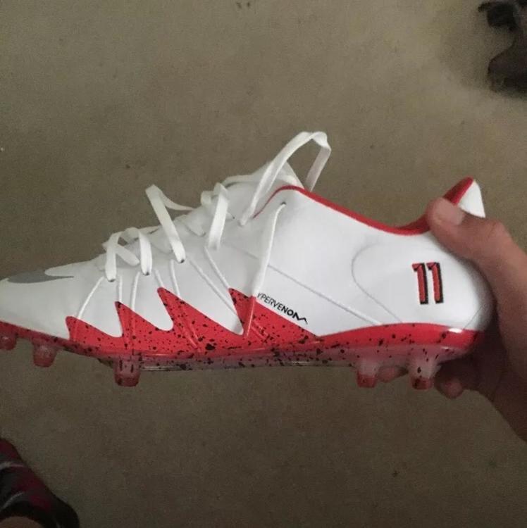 lowest price 30d06 b2ca2 Nike Hypervenom Phinish: Neymar X Jordan Collab