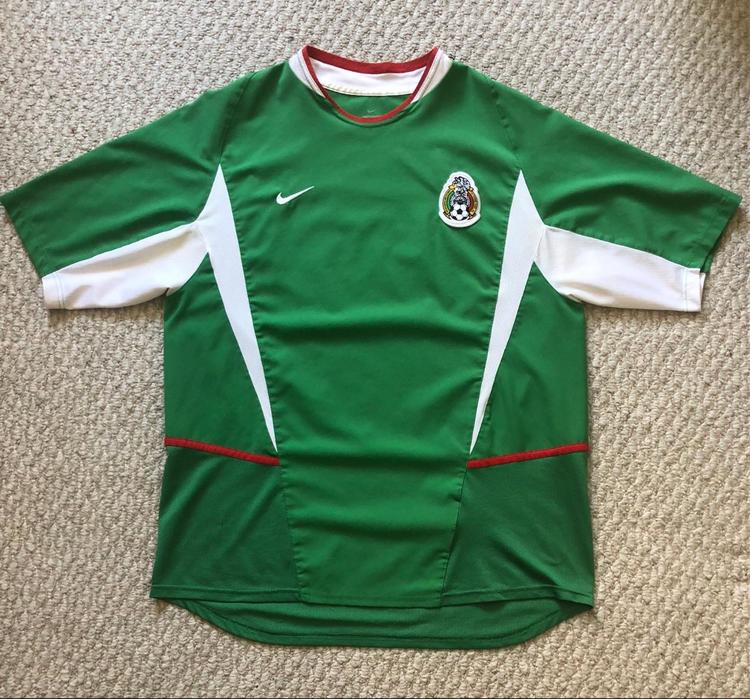 6a0a0357068 Nike Vintage Mexico Futbol Jersey | EXPIRED | Soccer Apparel ...