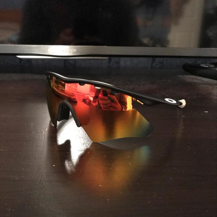 90533bf328 Oakley M-Frame w Heater Lenses