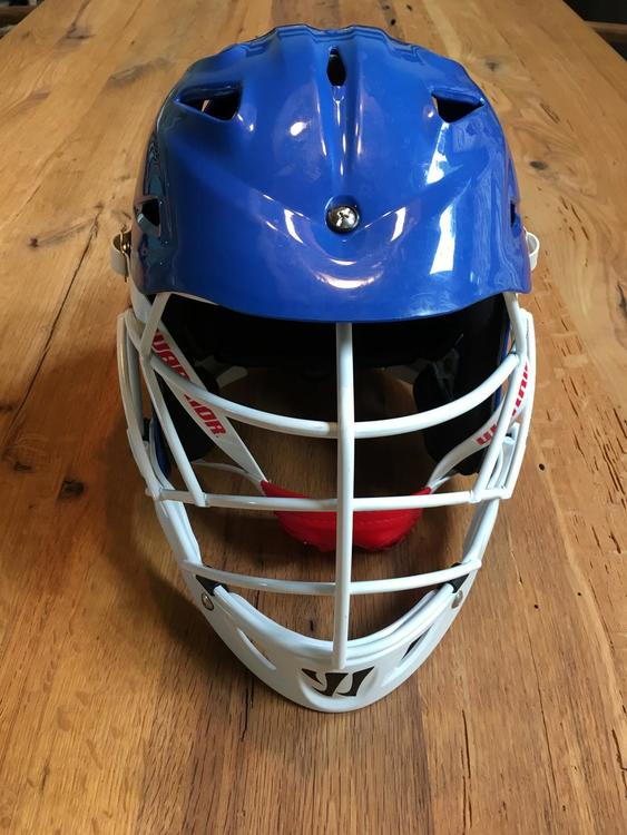 Warrior Evo Helmet All America Games 2018 Size Small