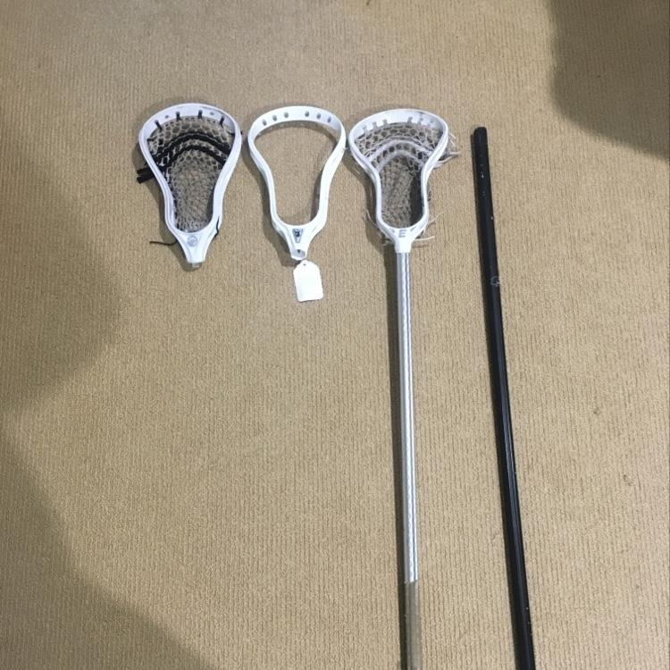 Maverik Lax And Shafts For Cheap Sold Lacrosse Heads