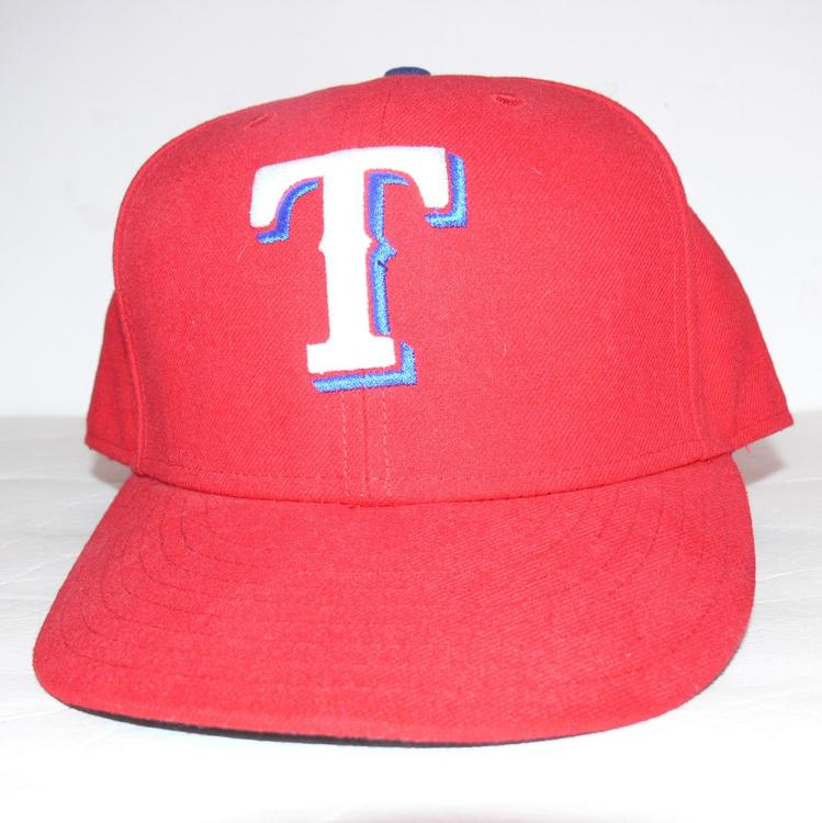 Texas Rangers MLB New Era 59FIFTY 7 3 4 Fitted Hat  1bb8699dce8d