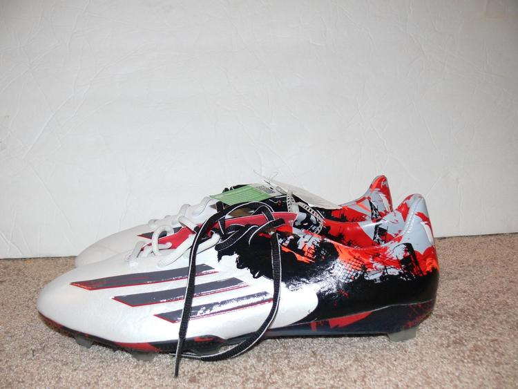 5e699adaa96 Adidas Messi 10.1 FG Mens Cleats Size 12 US  B23767 New