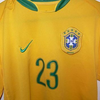 e00aa12d3 Nike #23 Robinho Jersey Size Mens M | Soccer Apparel & Jerseys ...