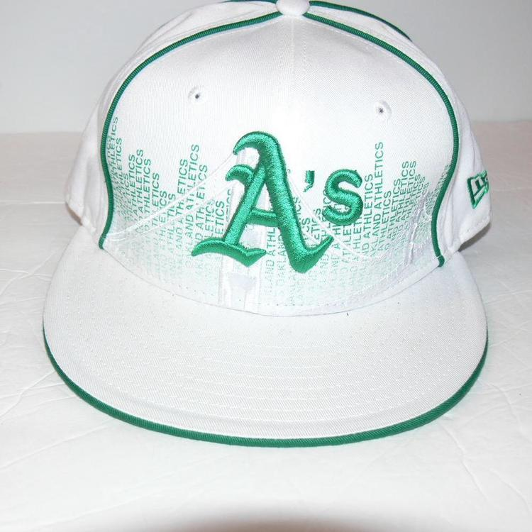bde9684359c ... free shipping oakland athletics as new era baseball hat mens 7 1 4  7f098 9aa29