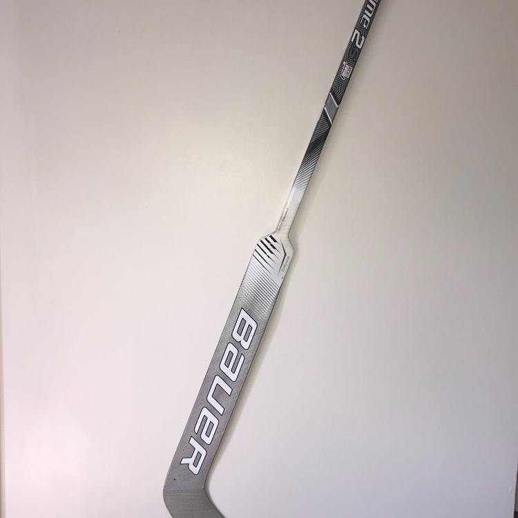Bauer Supreme 2S Senior Goalie Stick | SOLD | Hockey ... Bauer Hockey Goalie Sticks