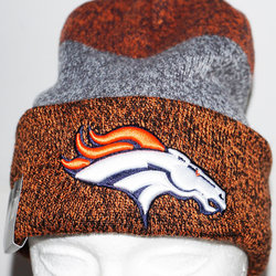 cf6497f0e DENVER BRONCOS CAP NFL AUTHENTIC APPAREL FOOTBALL CUFFED WINTER KNIT BEANIE  2017 - 15% OFF. Comments (0) Favorites (2)
