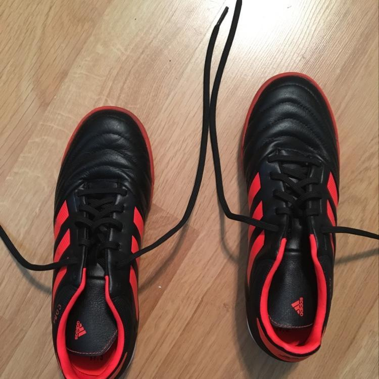 Adidas Copa Tango 17.3 Indoor Soccer Shoes (Black Solar Red) Size 7 Men s -  SOLD 9bc1efd9f3