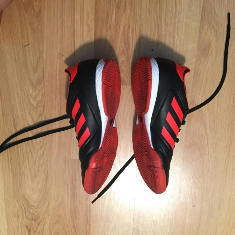 5ed5b9ced Adidas Copa Tango 17.3 Indoor Shoes (Black Solar Red) Size 7 Men s ...