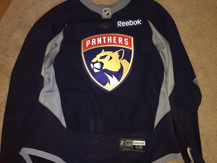 low priced bd774 e9887 Florida Panthers 3.0 Practice Jersey