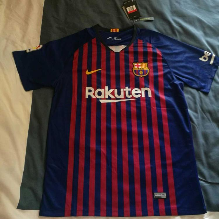 Nike New 2018 2019 Fc Barcelona Jersey Expired Soccer Other
