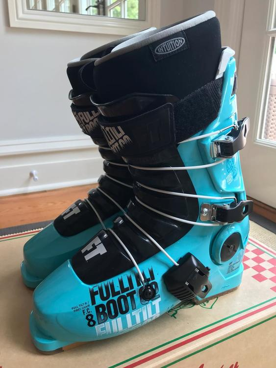 2018 FULL TILT First Chair 8 Boots - PRICE DROP & 2018 FULL TILT First Chair 8 | PRICE DROP | Skiing Boots | SidelineSwap