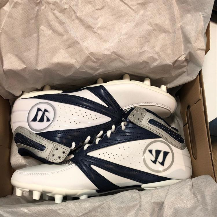 654600486 Warrior Second Degree 3.0 Cleats