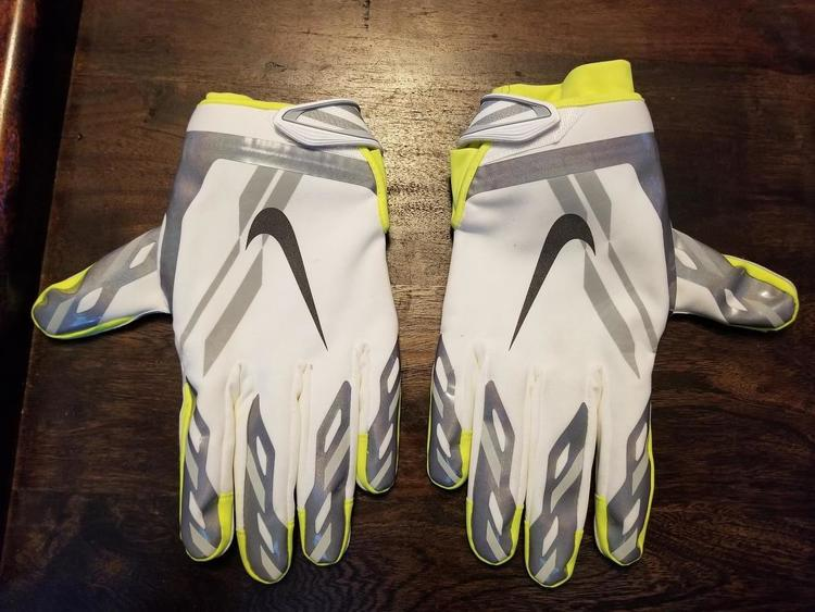 Nike Vapor Shield Cold Weather Football Gloves