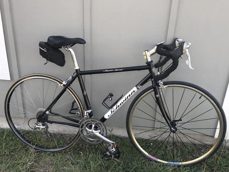 b32e67ce520 Schwinn 49cm Super Sport SL Reynolds 853 Steel Ultegra Triple 6503 | 15%  OFF | Bikes Complete Bikes | SidelineSwap