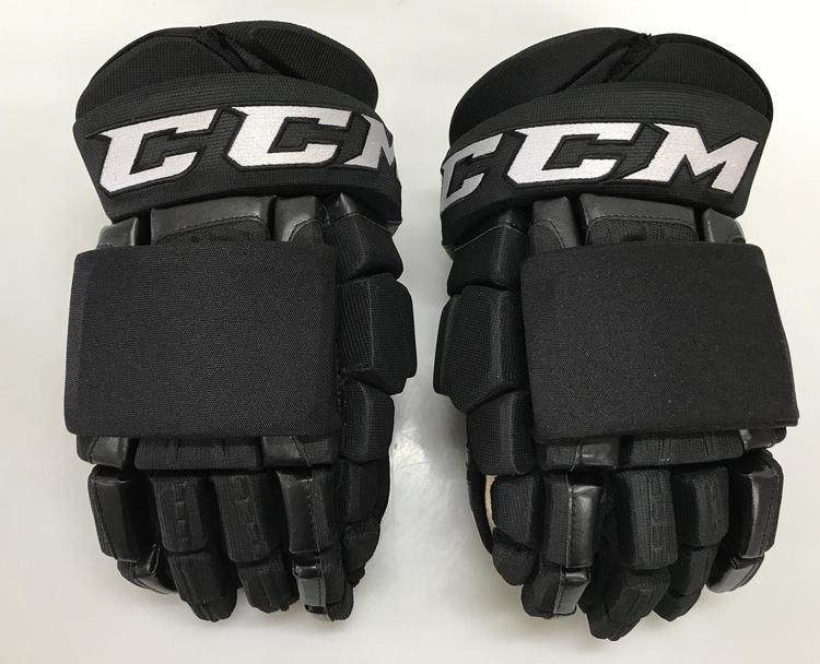on sale aa929 30647 CCM HGCL Crazy Light Pro Stock Hockey Gloves 15