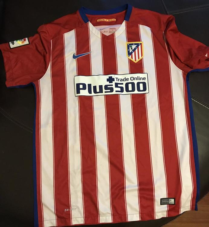wholesale dealer 85788 3a2ac Nike Atletico de madrid jersey griezmann official