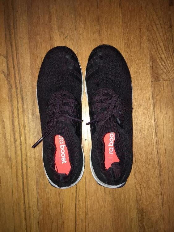 low priced 5c860 067d4 Adidas Ultra Boost Uncaged Size: 11 (Dark Maroon)