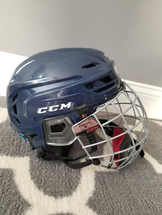 4513670007f CCM Resistance 100 Combo Helmet. Related Items