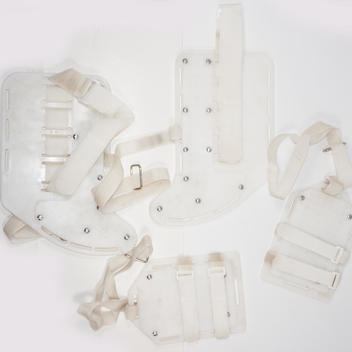 Rollerfly For Pads White Slide Plates Inline Roller Or Ball Used