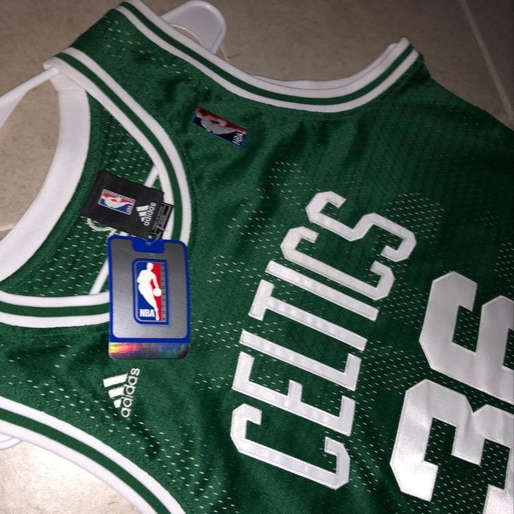 989a35d6b6a Adidas Throwback NEW Shaquille O Neal Jersey Men s Medium Boston Celtics