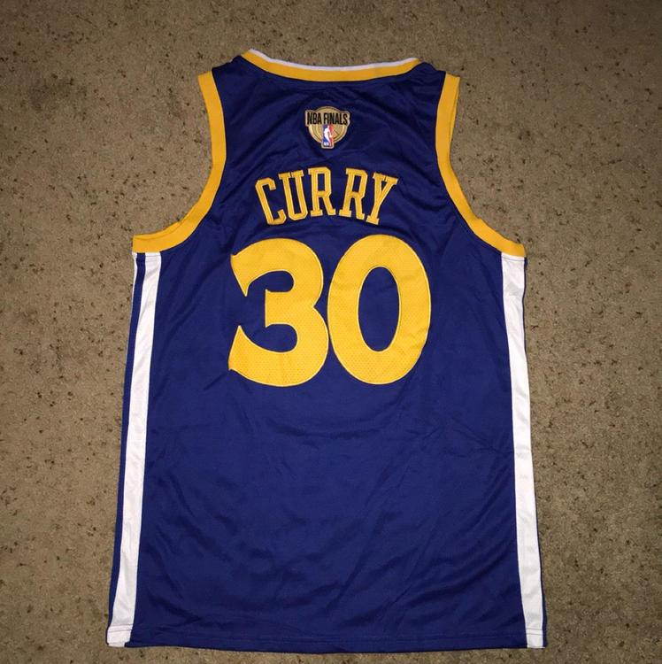 917bc4bfce8 Nike Steph Curry Golden State Warriors Jersey