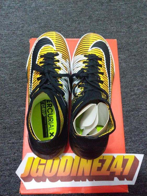 sports shoes 14300 4784c Nike New Mercurial X Proximo II DF IC  Lock In Let Loose  Pack   EXPIRED   Soccer  Cleats   SidelineSwap