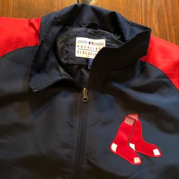 10c44bb4c Men s Large MLB Genuine Merchandise Boston Red Sox Jacket