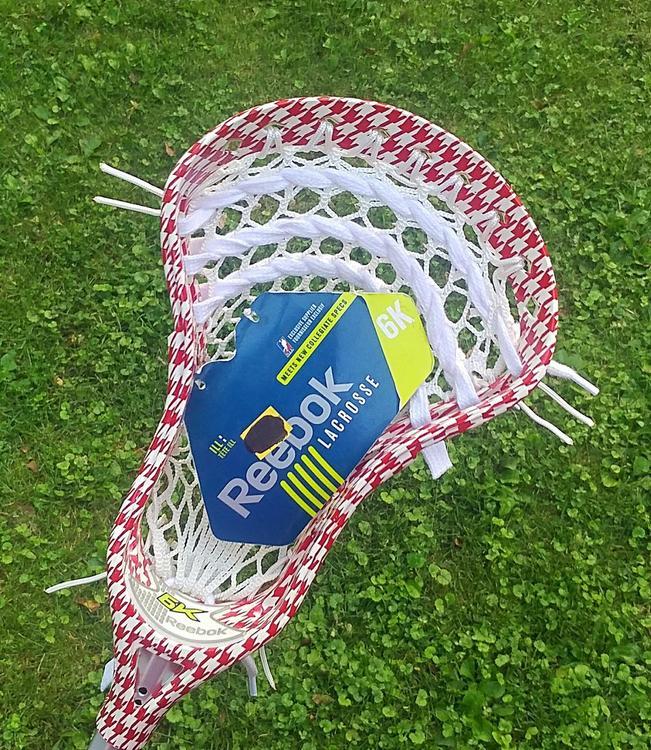 reebok 6k lacrosse head