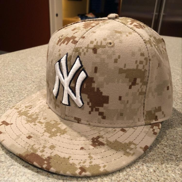 BN New Era 5950 NY Yankees Memorial Day Hat 7 1 8 - SOLD 8c9859f6a20