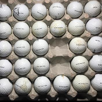 Used Golf Balls Buy And Sell On Sidelineswap