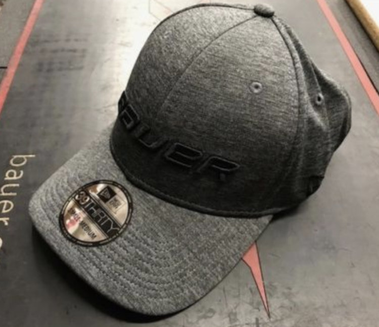 44d73779459ae2 Bauer Shadow Tech New Era 39Thirty Fitted Hat Med/Large   Hockey Apparel,  Jerseys & Socks   SidelineSwap