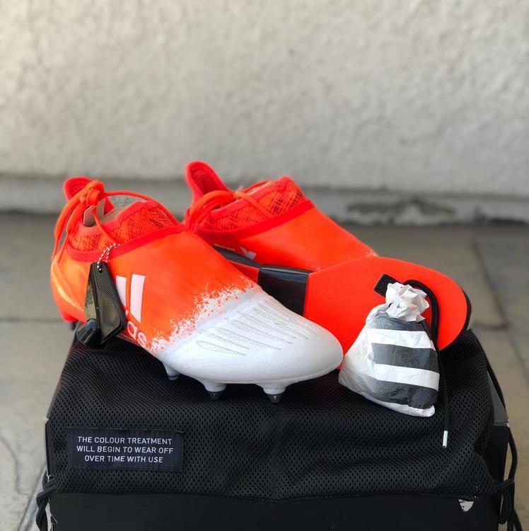 sports shoes 3f4ae 09ce1 Adidas X16+ Purechaos